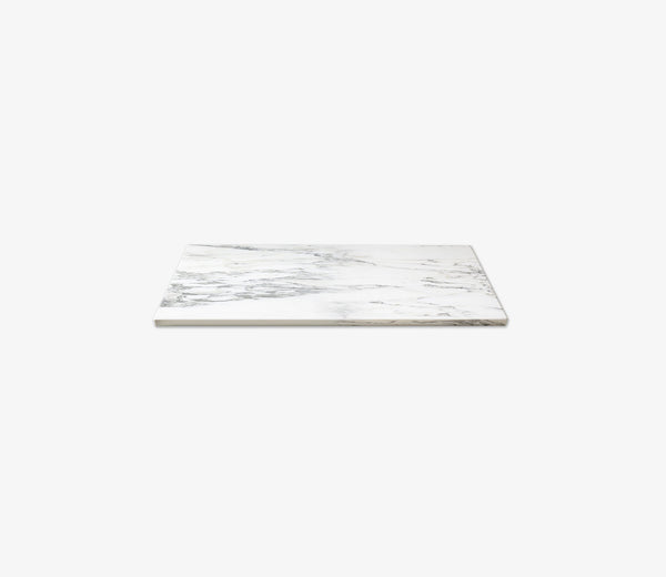 Marble Shelf Single Calacatta