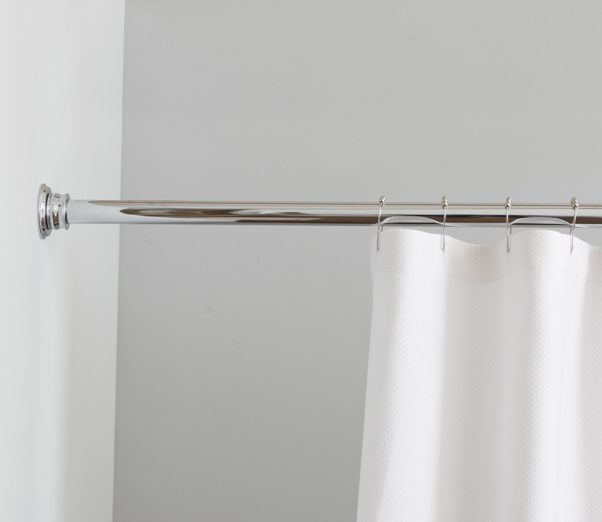Shower Curtain Rail Straight Product Image 1