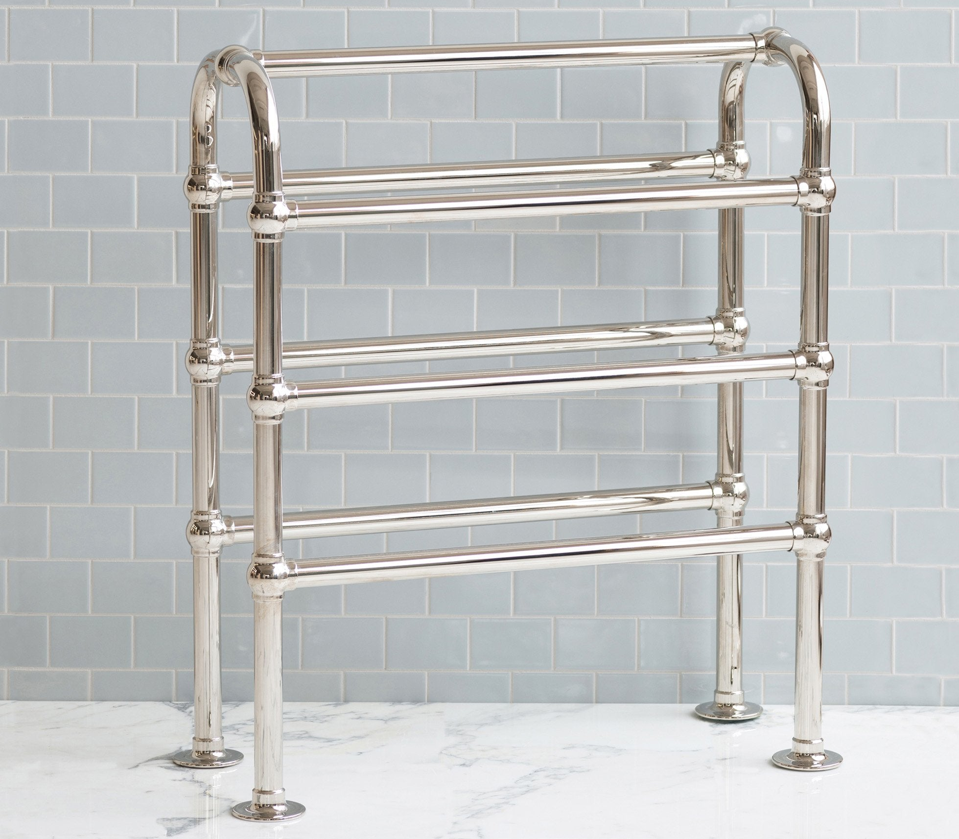 Classic Towel Warmer Towel Horse Product Image 2