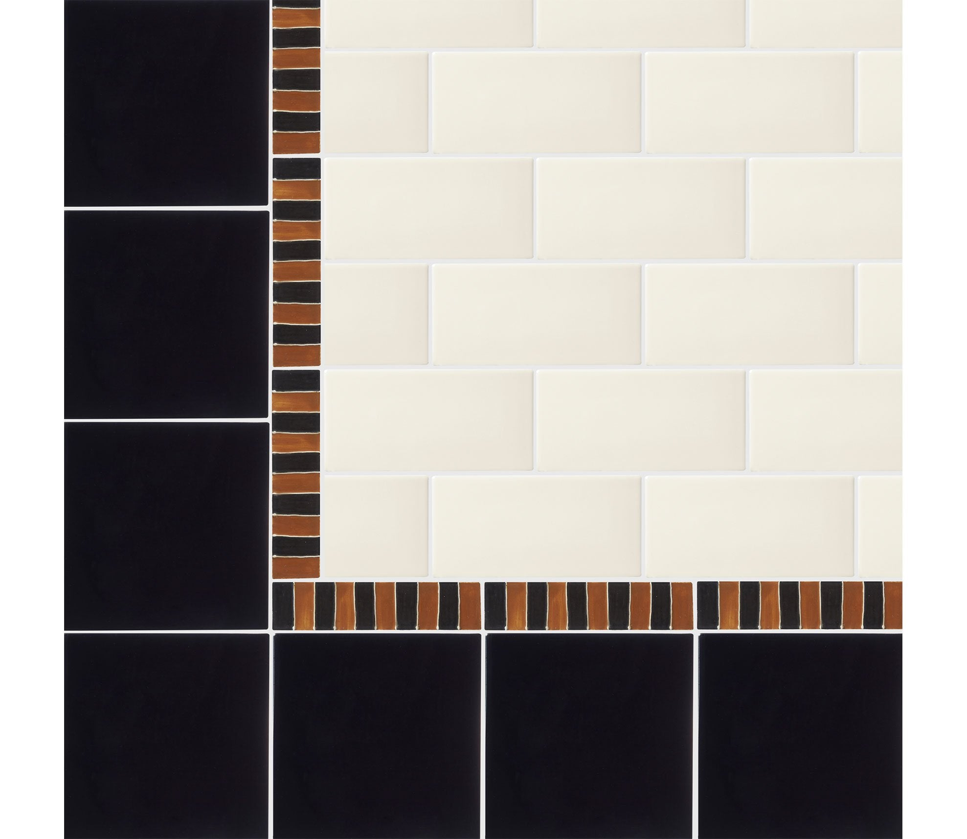 Hanley Tube Lined Decorative Tiles Product Image 51