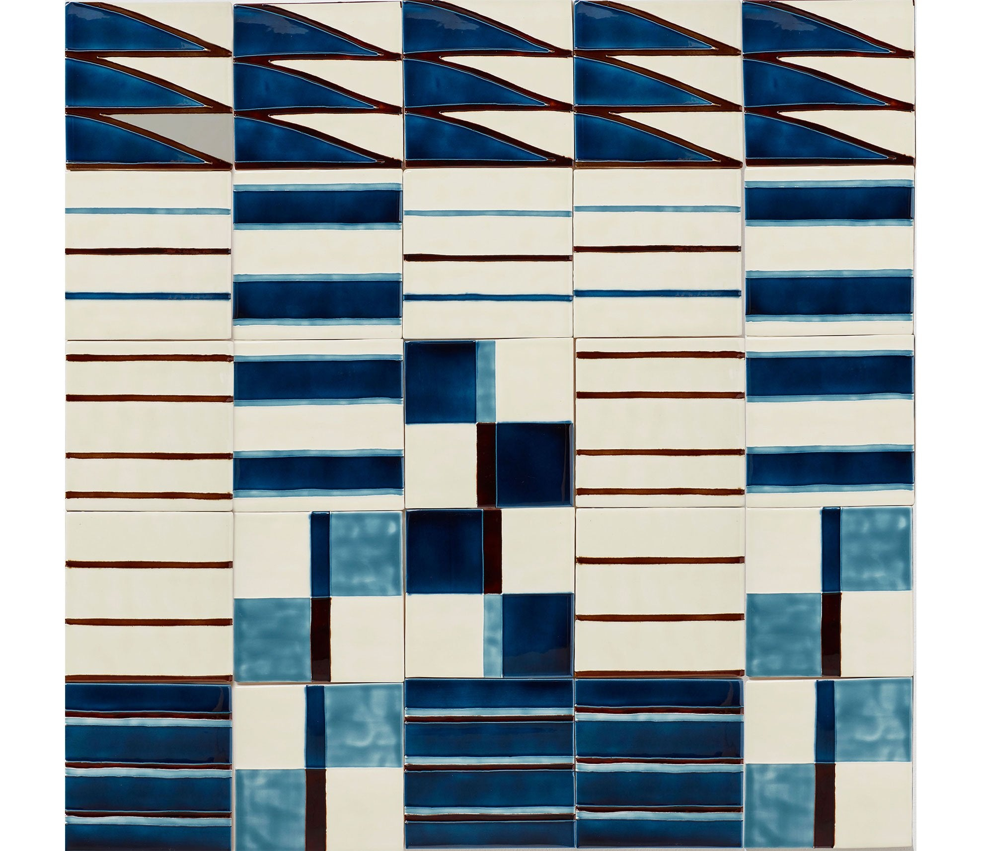 Hanley Tube Lined Decorative Tiles Product Image 52
