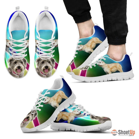 Glen Of Imaal Terrier Dog Running Shoes For Men