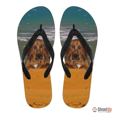BloodHound Flip Flops For Women