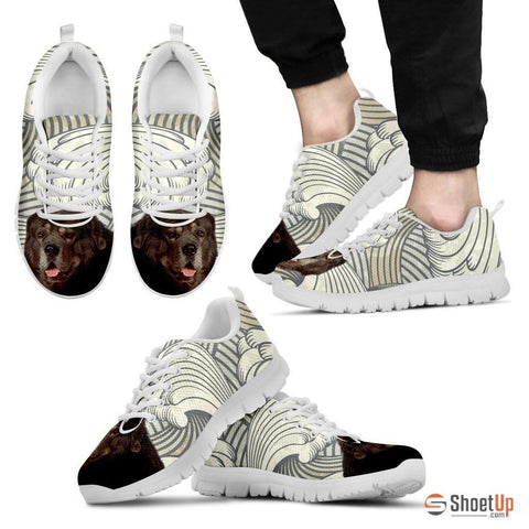 Tibetan Mastiff Dog Running Shoes For Men