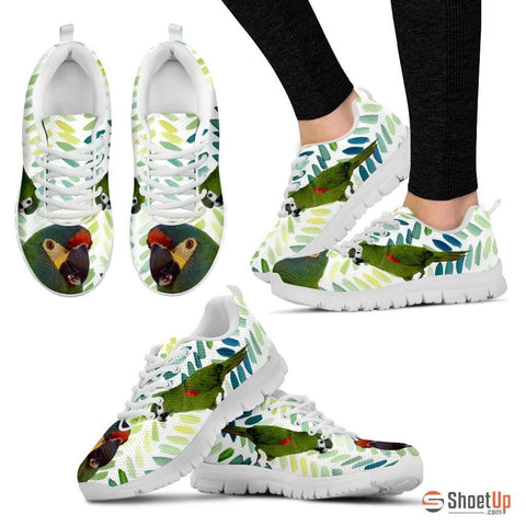 Mini Macaw Parrot Running Shoes For Women