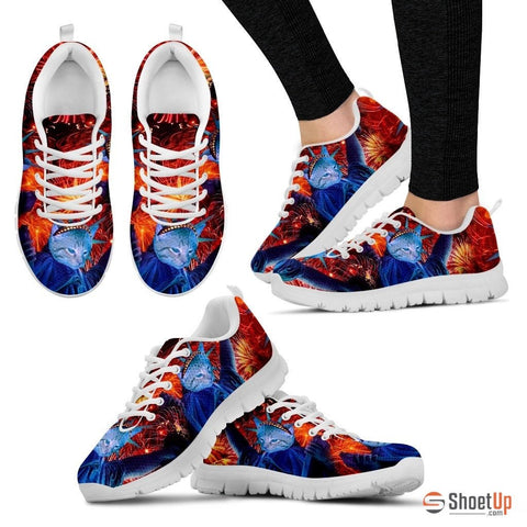 Statue Of LibertyCat Shoes For Women