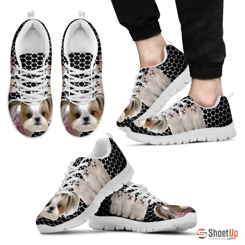 Shih Tzu Dog Running Shoes For Men