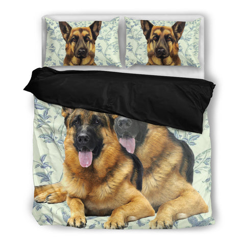 Amazing German Shepherd Bedding Set