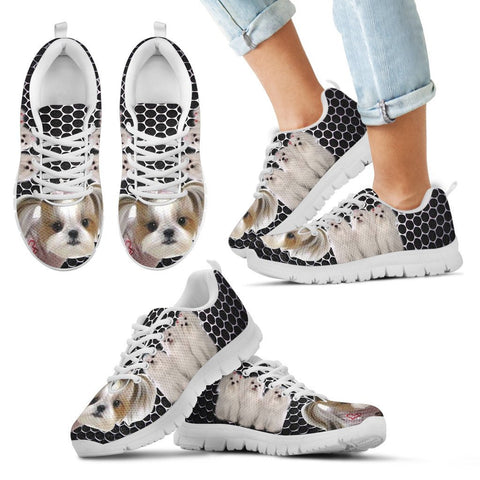Shih Tzu Dog Running Shoes For Kids