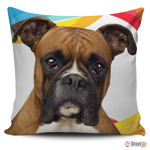 Boxer DogPillow Cover