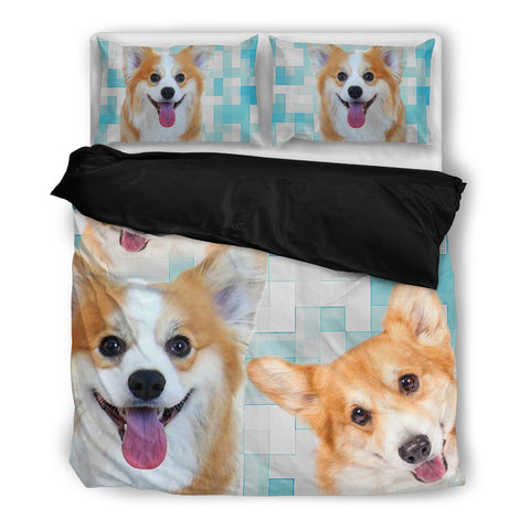 Pembroke Welsh Corgi Bedding Set