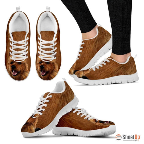 Australian Terrier Dog Running Shoes For Women