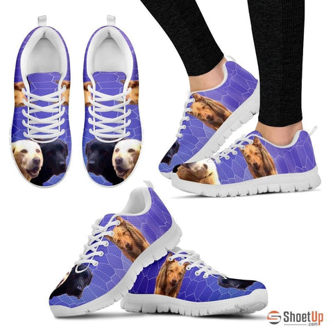 Multiple Pet Dogs Running Shoes For Women