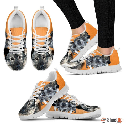 Norwegian ElkhoundDog Running Shoes For Women