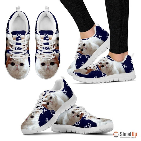 Exotic Shorthair Cat Running Shoes For Women