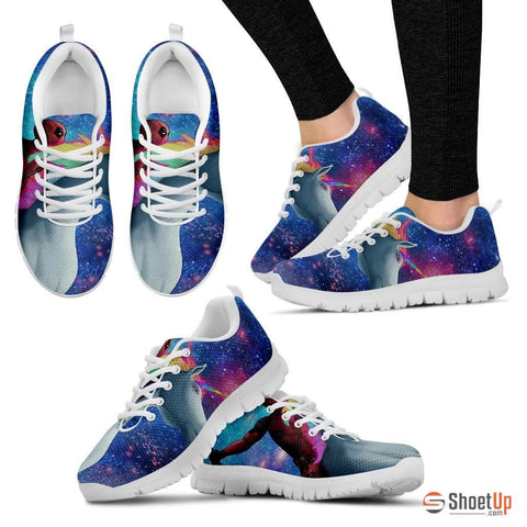 'Hero Unicorn' Running Shoes(Men/Women)3D Print