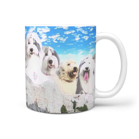 Old English Sheepdog – Pawlice com