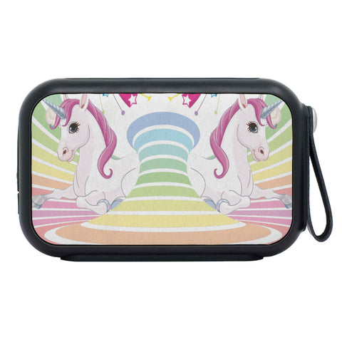 Unicorn Print Bluetooth Speaker
