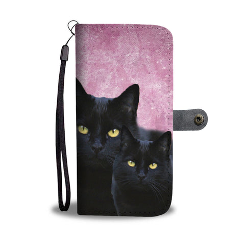 Amazing Bombay Cat Print Wallet Case