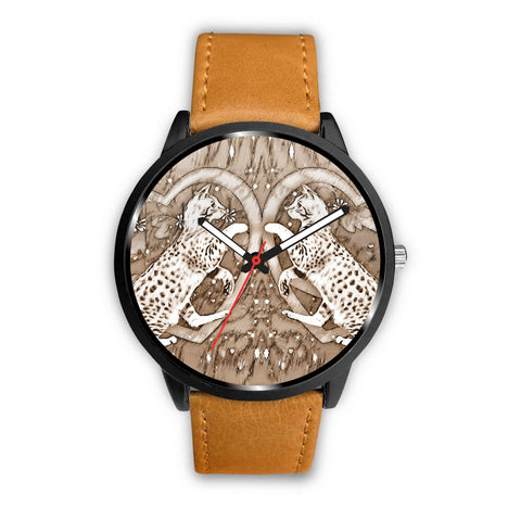 Ocicat print Wrist Watch