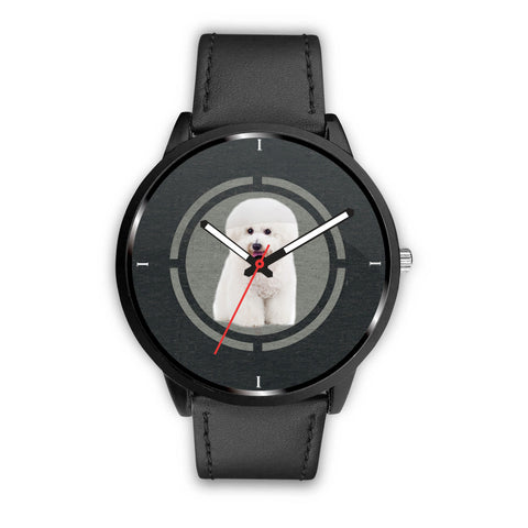 Bichon frise Dog Print Wrist Watch