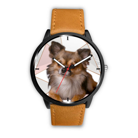 Cute Chihuahua Dog Print Wrist Watch