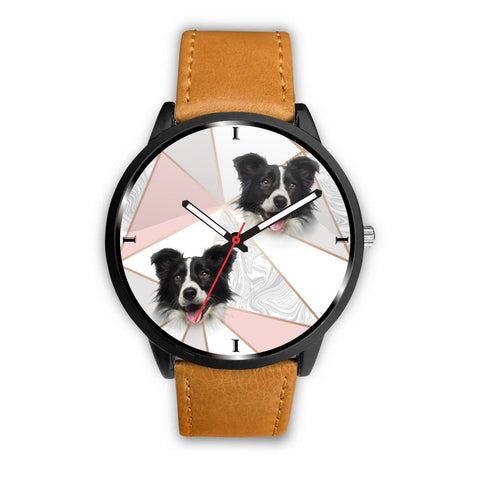Amazing Border Collie Dog Print Wrist Watch