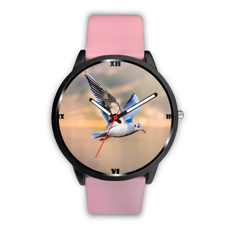 Gulls (Seagulls) Bird Print Wrist Watch