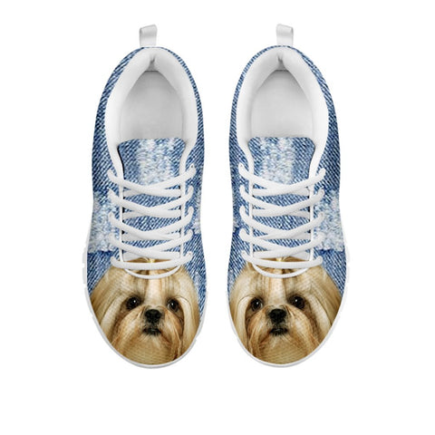Amazing Shih Tzu Dog Print Running Shoes For WomenFor 24 Hours Only
