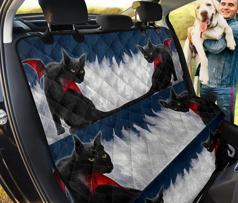 Bombay Cat Print Pet Seat Covers