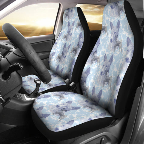 Basenji Dog Patterns2 Print Car Seat Covers
