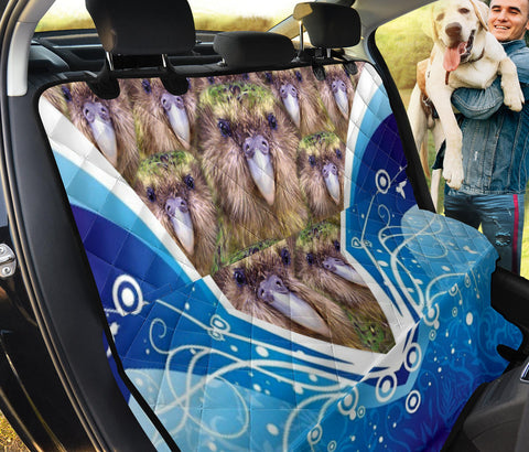Sirocco Parrot Print Pet Seat Covers