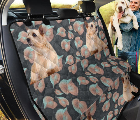 norwich Terrier Print Pet Seat covers