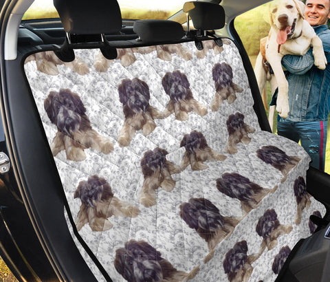 Affenpinscher Patterns Print Pet Seat Covers