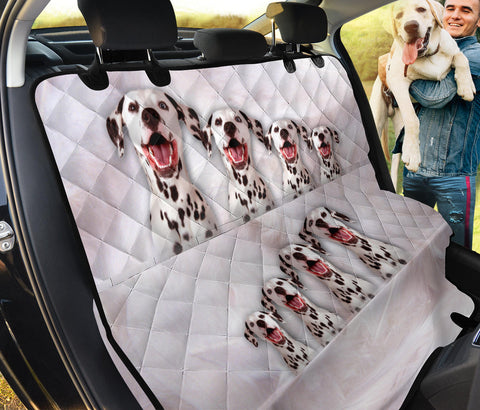 Dalmatian Print Pet Seat Covers- Limited Edition