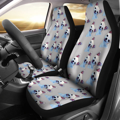 Chihuahua Dog Patterns Print Car Seat Covers