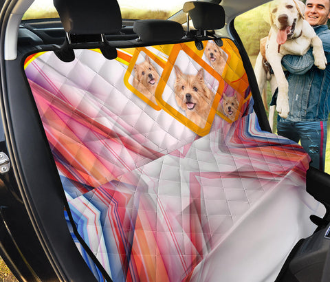 Norwich Terrier Print Pet Seat Covers- Limited Edition