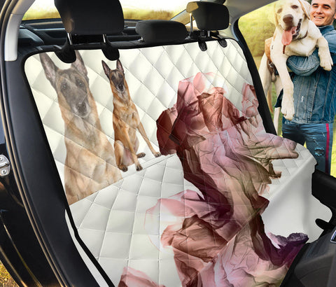 Belgian Malinois Print Pet Seat Covers