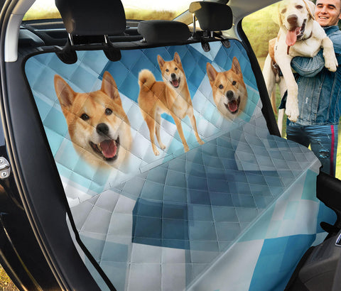 Amazing Shiba Inu Print Pet Seat Covers- Limited Edition