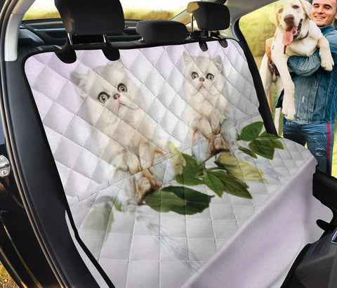 Persian cat Print Pet Seat Covers