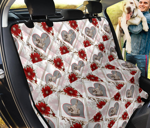 Singapura Cat Patterns Print Pet Seat Covers