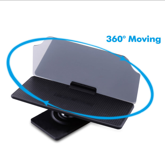 HUD Heads Up Display Universal for IPhone Android GPS Navigation Reflector  Projector