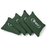 Trex Embroidered Resin-Filled Cornhole Bags