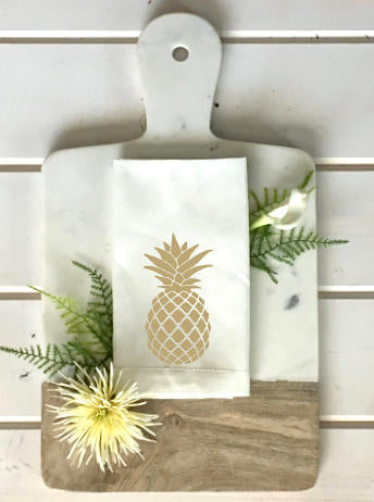 Pineapple Linen Napkin