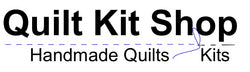North by Northwest Herringbone Kayak Canoe Gray | Quilt Kit Shop