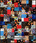 I Spy Novelty Easy PreCut Quilt Kit