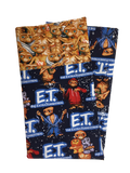E.T. Extra Terrestrial Handmade Reversible Pillowcase