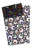 Bloodshot Eyeballs Handmade Pillowcase