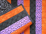 Quilted Table Runner Halloween Eve