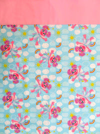 Abby Cadabby Pink Rainbow Pillowcase Pillow Cover